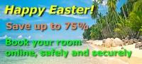 Book your hotel or resort room online now